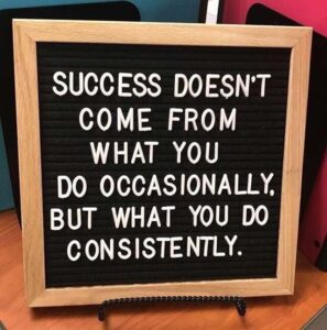 Consistent is a Necessity