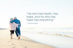 Savoring Peace & Health