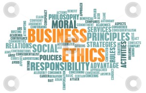 Moral Business Ethics